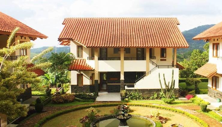 Hotel Pondok Remaja PGI Bogor - Exterior