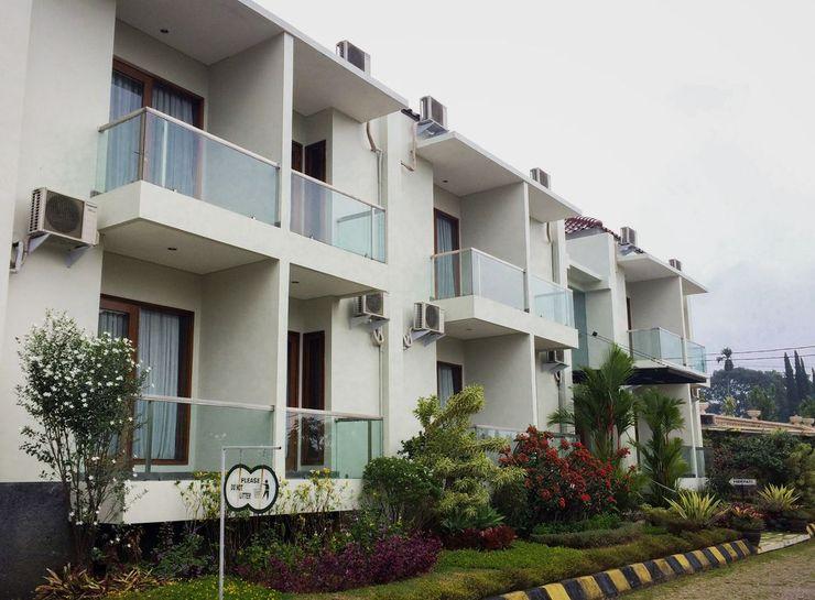 Hotel Pondok Remaja PGI Puncak - Gedung Merpati