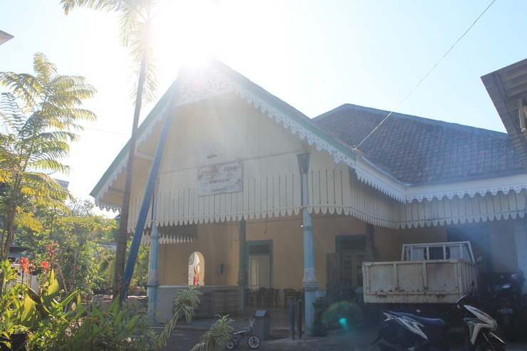 Omah Kartini Semarang Semarang - Exterior