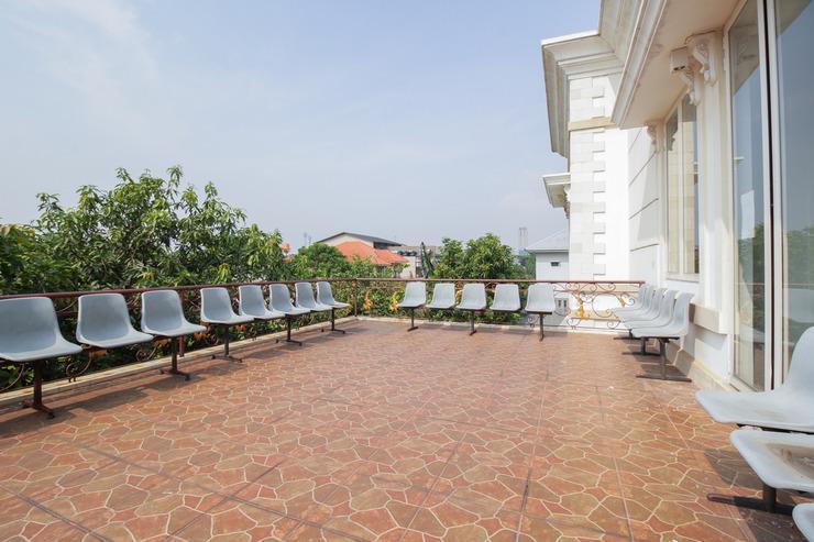 Airy Eco Syariah Karawaci Taman Permata Sari Dua A3 20 Tangerang - Rooftop