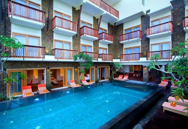 The Kirana Canggu Hotel Bali - Pool