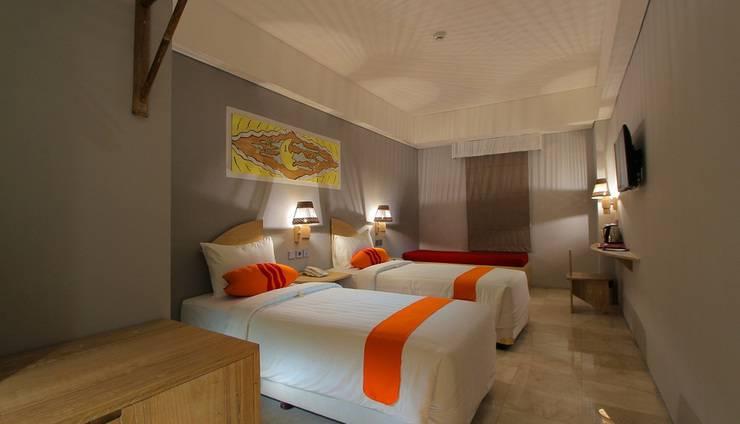 Koa D Surfer Hotel Bali - Superior Twin