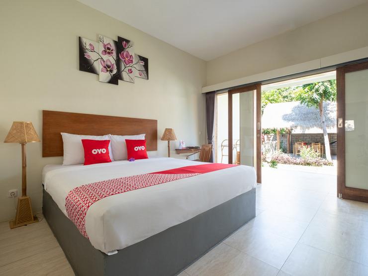 OYO 2817 Sammy Homestay Lombok - Bedroom