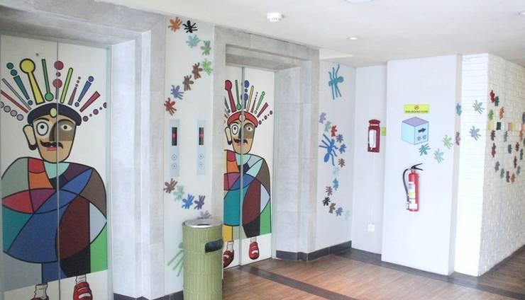 MaxOne Hotel Sabang - Koridor