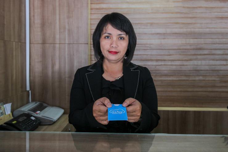 Airy Cisarua Raya Puncak KM 85 Bogor - Receptionist