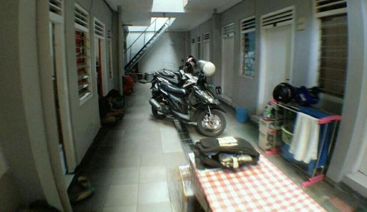Female Room Only near Dago & Gedung Sate (17 B) Bandung - Exterior