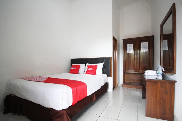 OYO 2014 Wisma Zahra Bandar Lampung - Bedroom