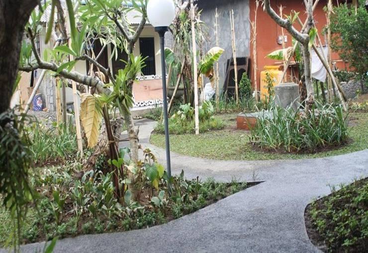 Ayu Bungalow 2 Ubud Bali - Eksterior