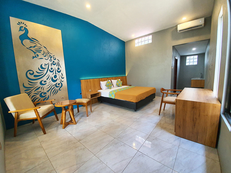 S'Agung Suite Bali - kamar