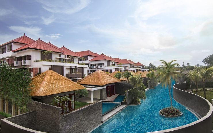 Inaya Putri Bali - View from Room
