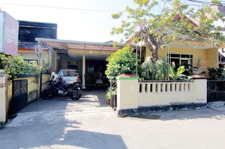 Batik Trinidar Homestay Yogyakarta - Exterior