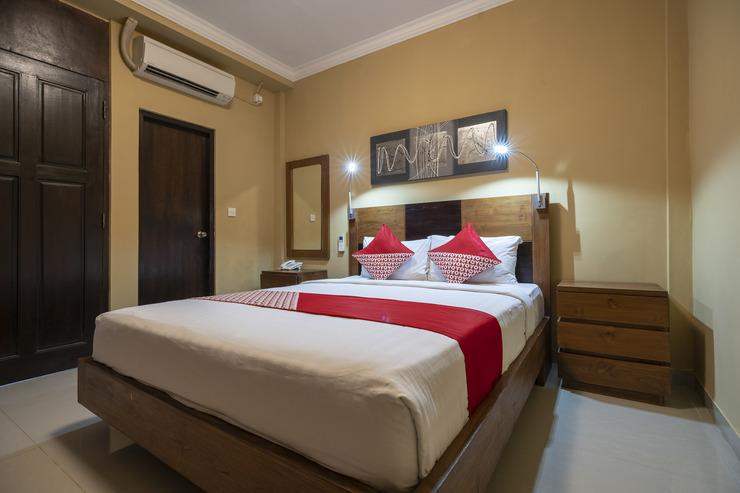 OYO 612 Dante Guesthouse Bali - Bedroom