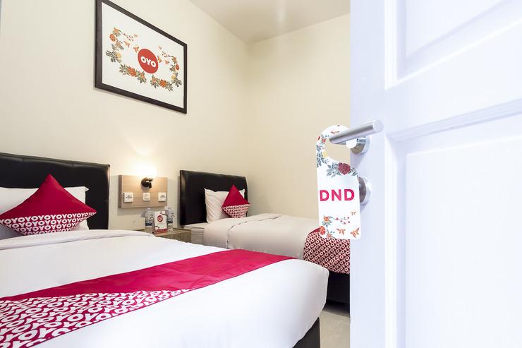 OYO 873 Kamani Homestay Syariah Medan - Bedroom ST