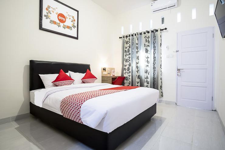OYO 873 Kamani Homestay Syariah Medan - Bedroom DD