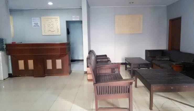 Hotel Pantai Sri Rahayu Pangandaran - Lobby