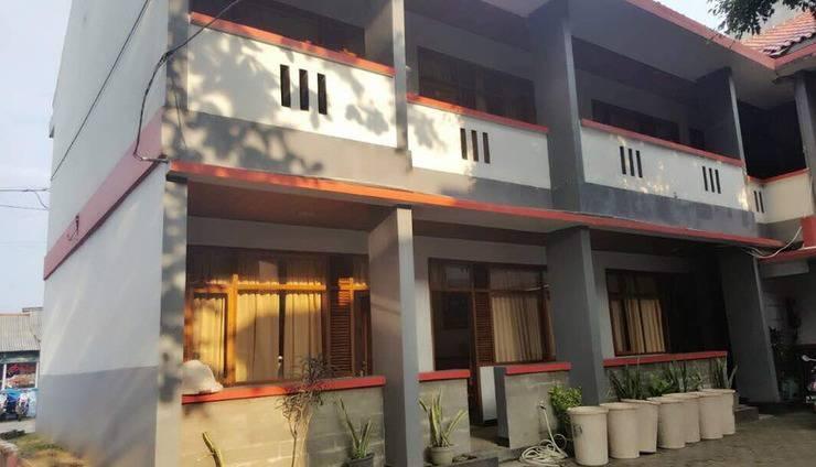 Hotel Pantai Sri Rahayu Pangandaran - Tampak depan