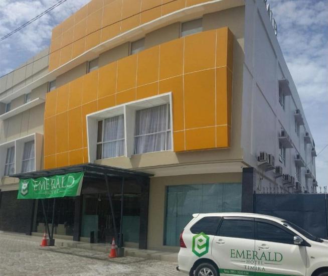 Emerald Hotel Timika Mimika - Facade