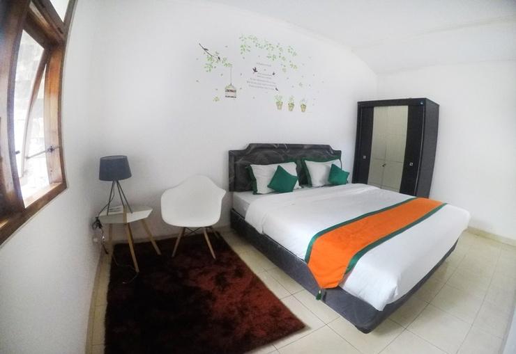 Simply Homy Guest House Gembiraloka Yogyakarta - Room