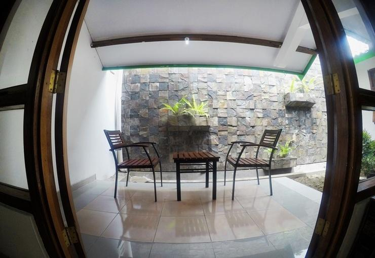 Simply Homy Guest House Gembiraloka Yogyakarta - Interior