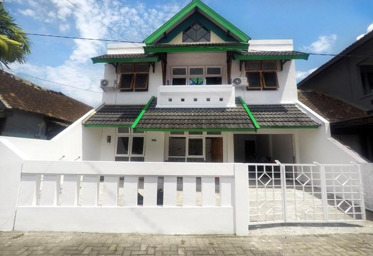 Simply Homy Guest House Gembiraloka Yogyakarta - Exterior