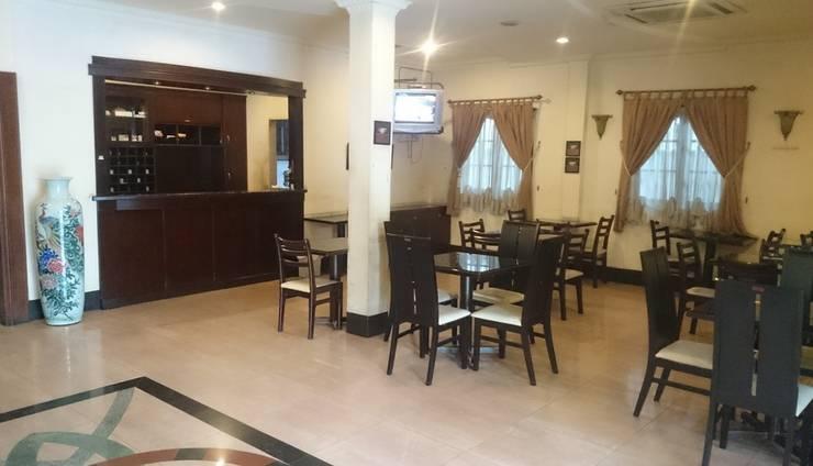 Hotel Citi International Medan - Area sarapan