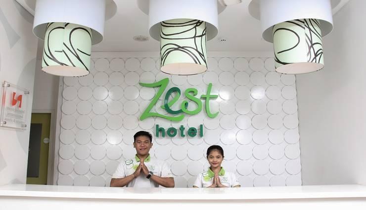 Zest Hotel Legian - Reception