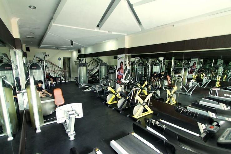 Ceria Boutique Hotel Yogyakarta - Gym