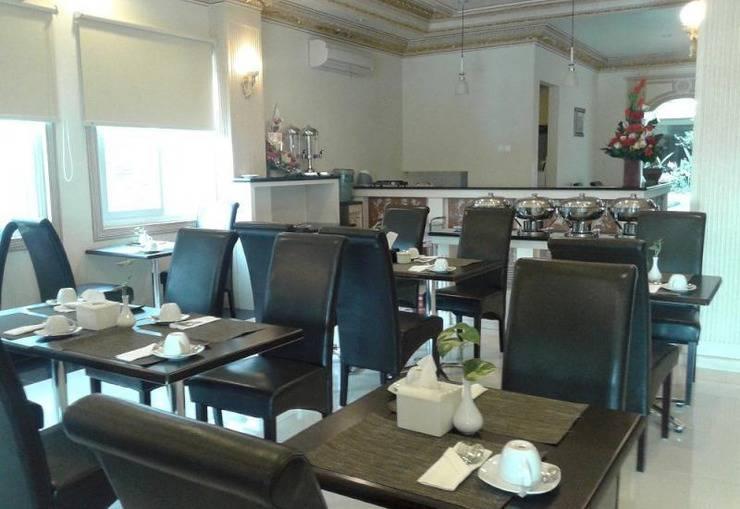 Ceria Boutique Hotel Yogyakarta - Ruang makan