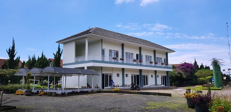 Maple House Lembang - deluxe suite