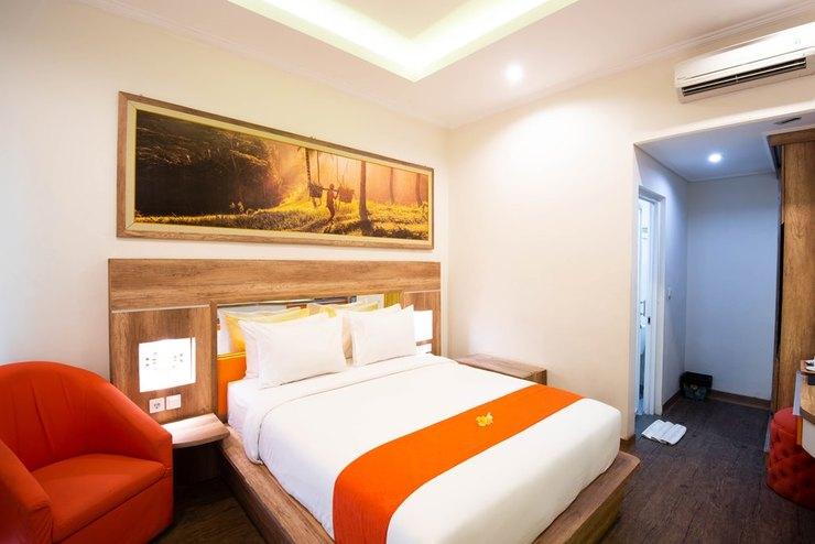The Nyaman Bali Bali - Deluxe Double Room