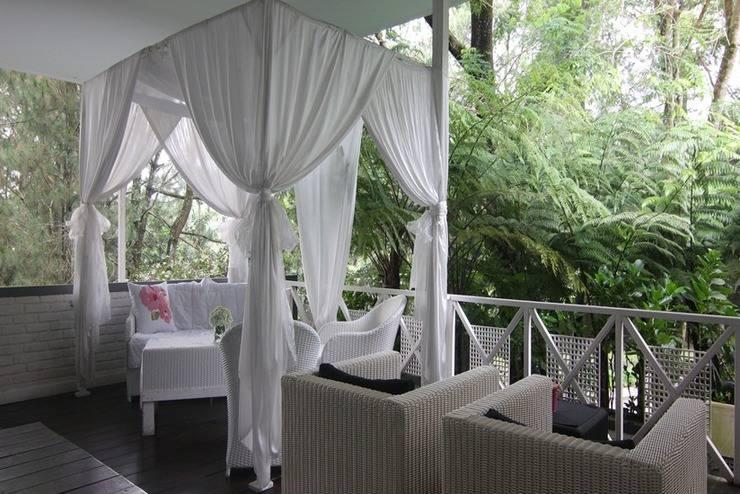 The Peak Home Boutique Hotel Bandung - Lobi