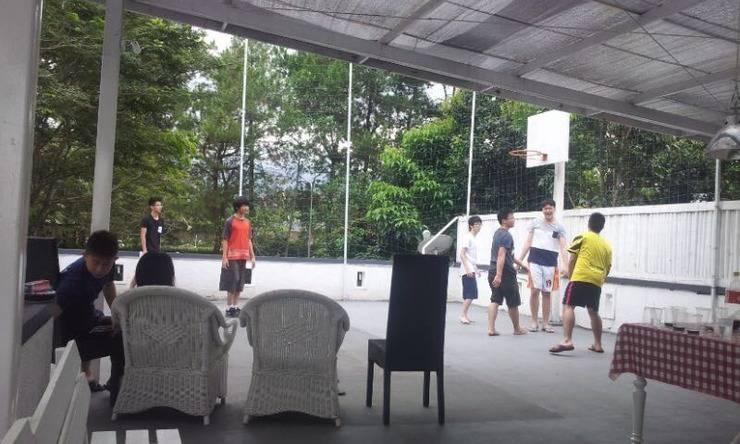 The Peak Home Boutique Hotel Bandung - Lapangan Basket