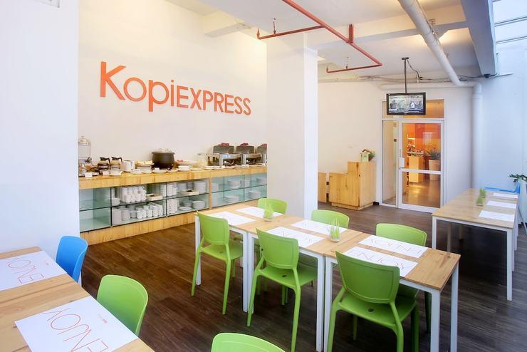 Zuri Express Palembang - Breakfast buffet