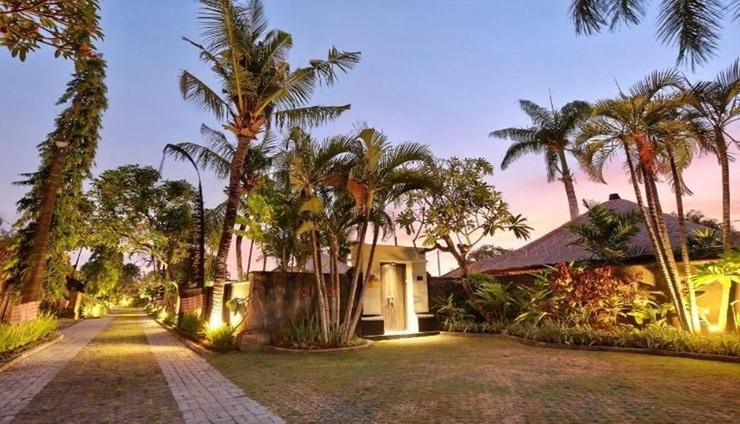 The Aya Villa Seminyak  Bali - Exterior