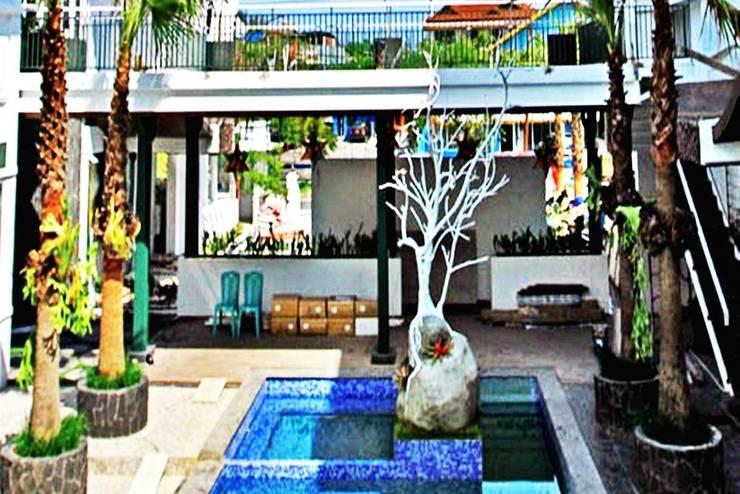 D'Ox Ville Hotel Padang - Balkon