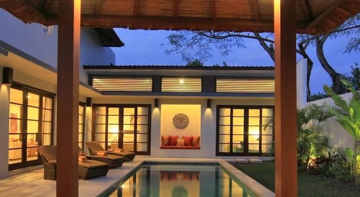 Destiny Villas Bali - Tampilan Luar