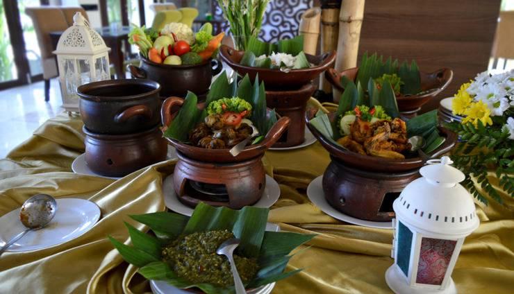Hotel Syariah Solo - food