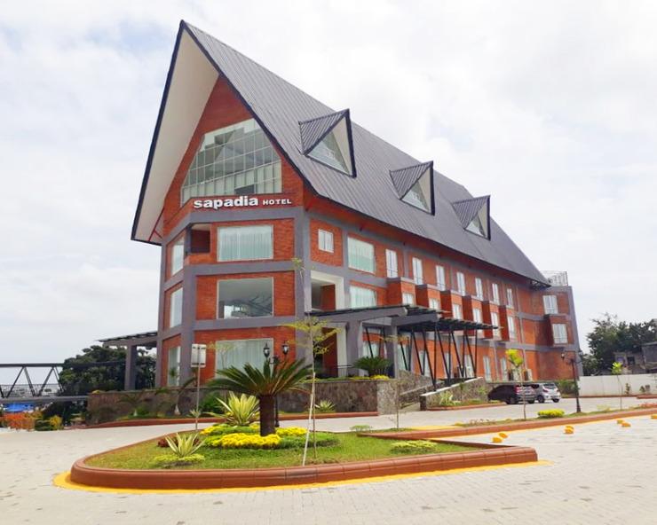 Sapadia Hotel Siantar Pematangsiantar - Facade