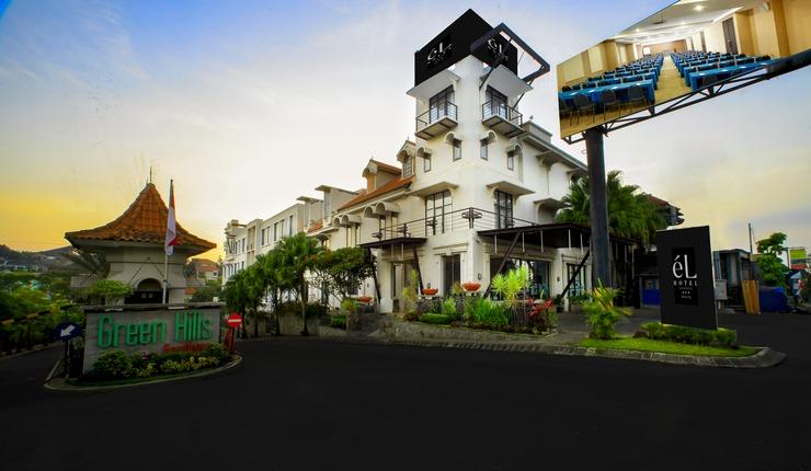 EL Hotel Malang - Bangunan Utama