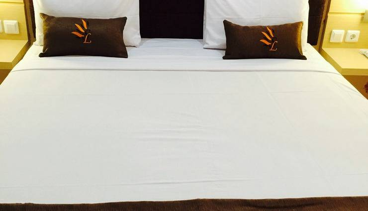 Hotel Surya Lombok - Double/Kingsize Bed Room