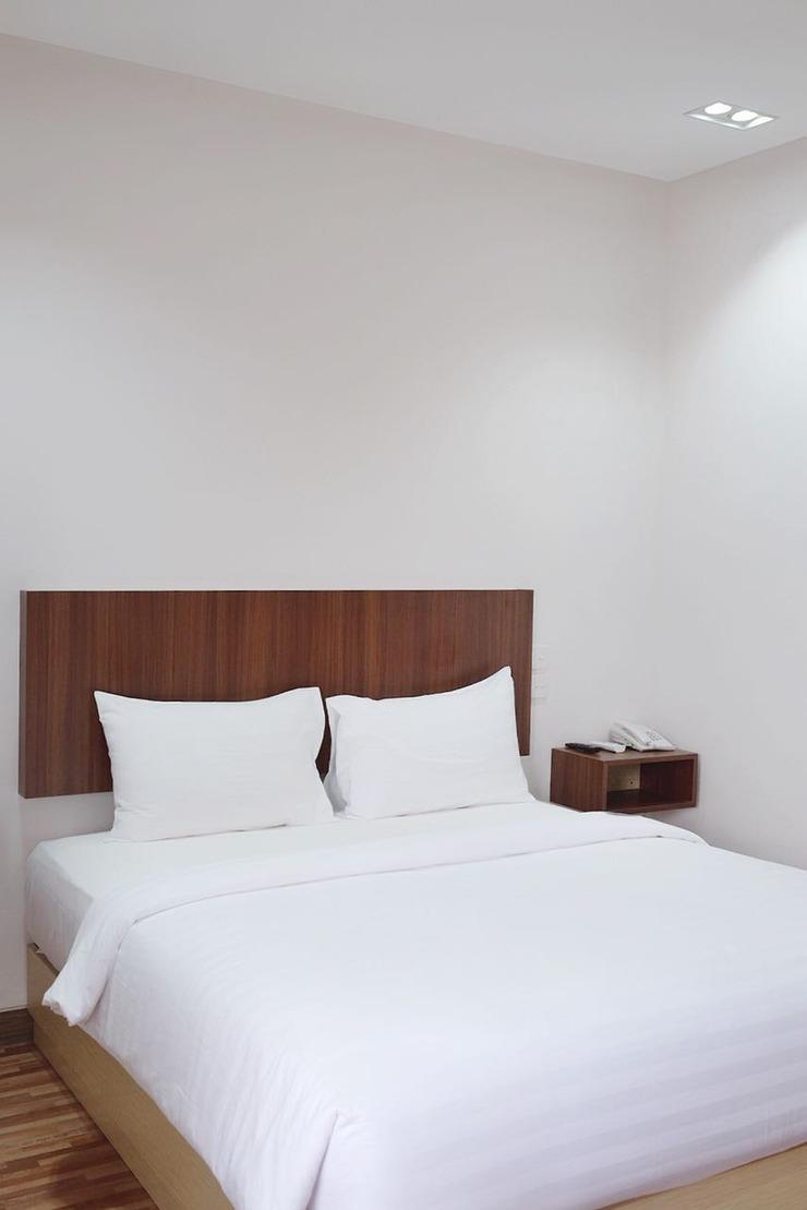 The Aliga Hotel Padang - rooms