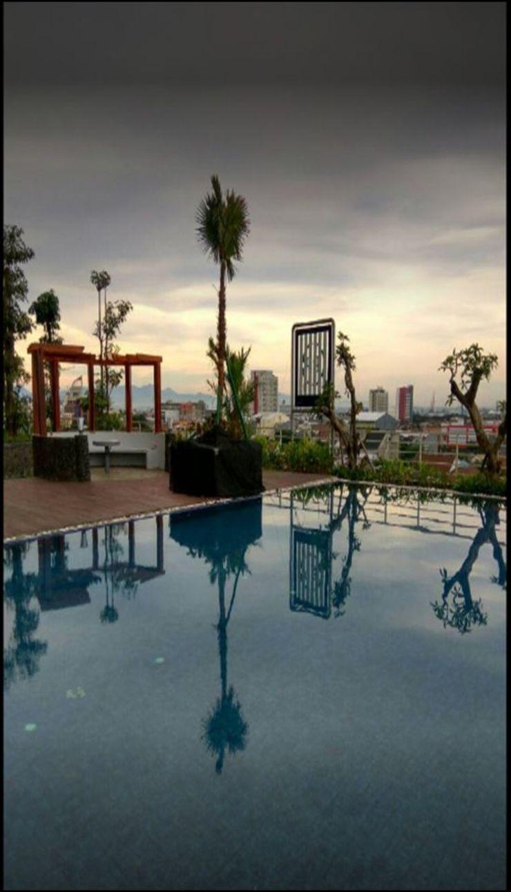 Vida View Apartment Floor 9 Makassar - exterior