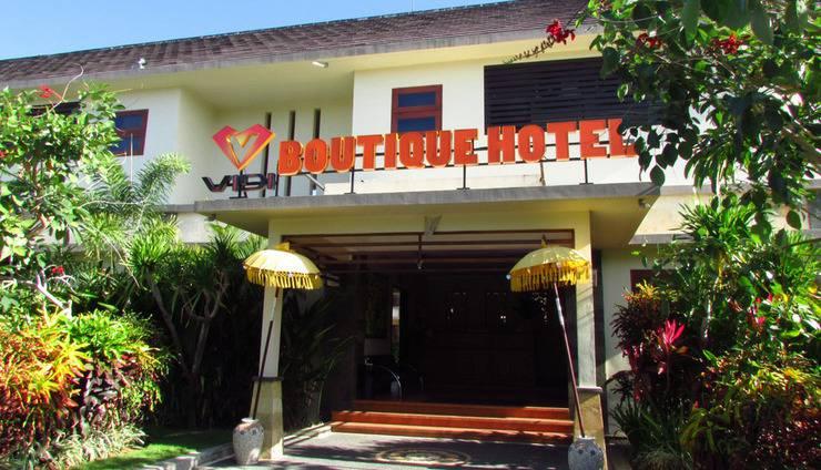 Vidi Vacation Club Bali - Entrance