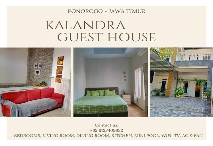 Kalandra Guest House Ponorogo - Kalandra Guest House