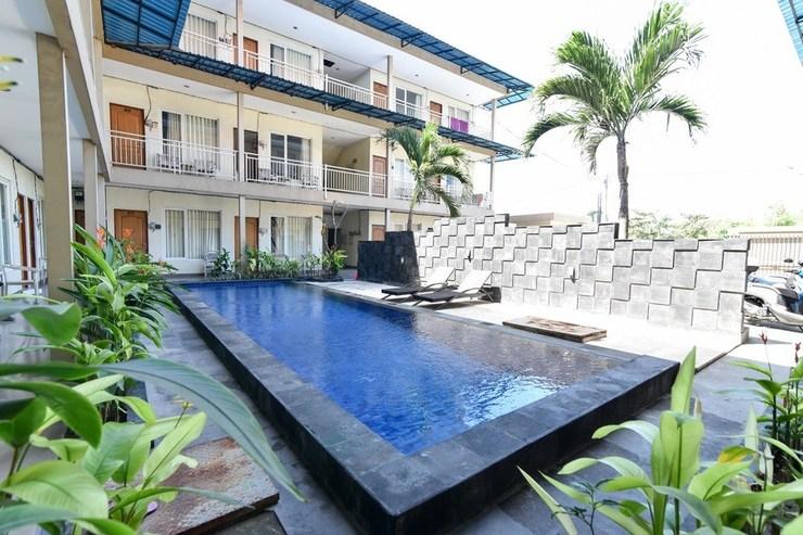 RedDoorz near Trans Studio Mall Bali Bali - Kolam Renang