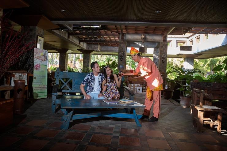 Ketapang Indah Hotel Banyuwangi - Lobby & Lounge