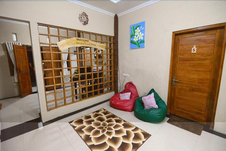 nDalem Eyang Dwijo Yogyakarta - Facilities