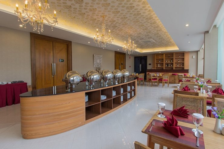 Grand Sarila Jogja - Coffee Shop