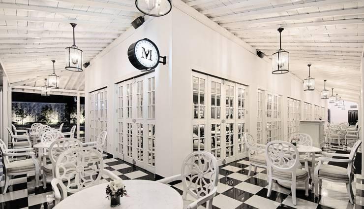 Menumbing  Heritage Hotel Pangkalpinang - Restaurant