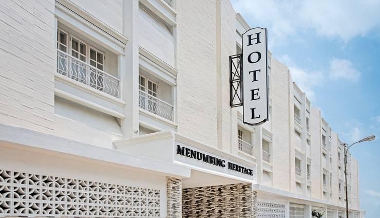 Menumbing  Heritage Hotel Pangkalpinang - Exterior